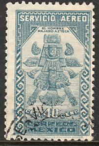 MEXICO C174, 40c 1934 Definitive Wmk Gobierno...279 Used. (940)