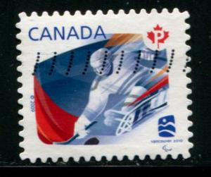 2301 Canada P Olympics - Hockey, used