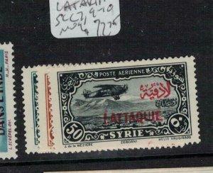 Syria Latakia SC C7, C9-10 MOG (2ecv)