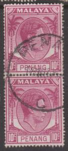 Penang Sc#11 Used Pair