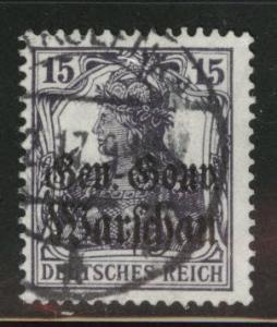 Poland Scott N12 German occupation Germania opt