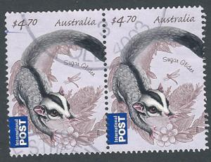 Australia SG 3612 VFU   Pair
