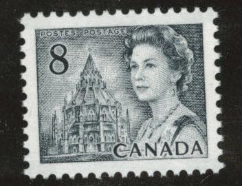 Canada Scott 544p MNH** phos tagged stamp