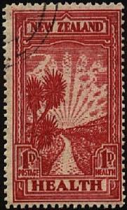 NEW ZEALAND 1933 Health fine used..........................................20617