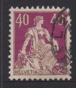 Switzerland Sc#136 Used