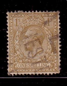 Great Britain Sc 200 1924 1/ G V stamp used