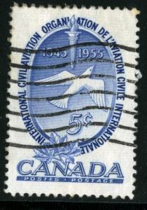 Canada - #354 - USED -1955 - Item C246