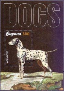 Guyana. 2012. Dogs. MVLH.