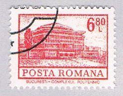 Romania 2361 Used Polytechnic Institute 1972 (BP29220)