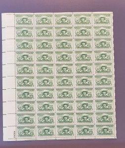 983, Puerto Rico Election, Mint Sheet, OGNH, CV $16.00
