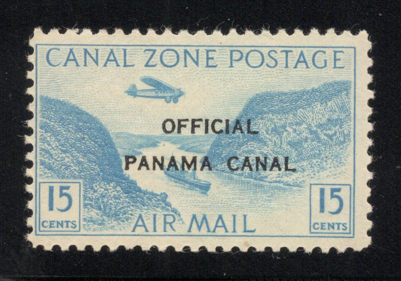 CZ#CO3 Air Post Official - Unused - O.G. (Without Overprint)
