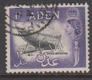 Aden Sc#55a Used