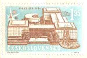 Czechoslovakia 872 (M)