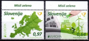 Slovenia. 2016. Ecology Europe. MNH.