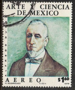 MEXICO C517, Art & Science (Series 5) USED. VF. (741)