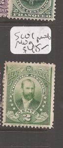 Hawaii Official SC O1 MOG (2cdt)