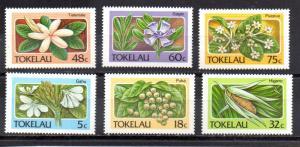 Tokelau 138-143 MNH