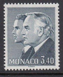 Monaco 1511 3.40fr mnh