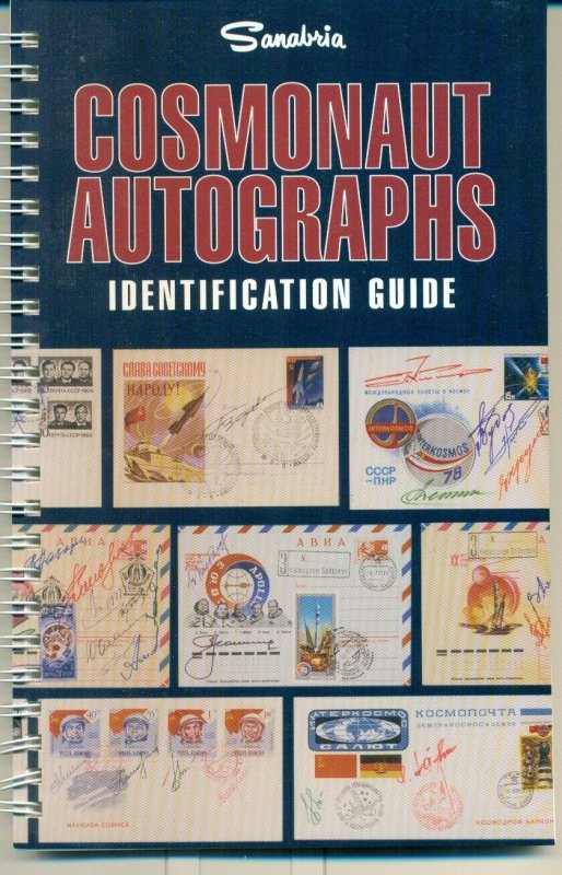 Cosmonaut Autographs - Identification guide