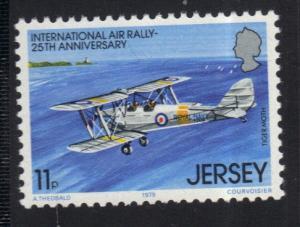 Jersey  1979  MNH  Jersey International air rally  11p #