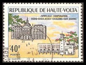 Burkina Faso 269 Used VF