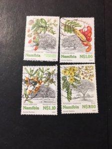 Namibia sc 849-852 u