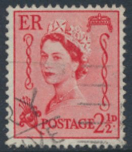 GB Guernsey Channel Islands  SG 6  Used 1964 SC# 1 See scan