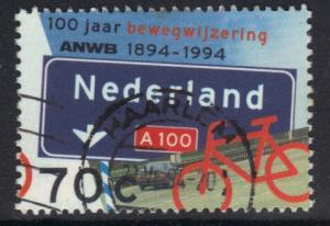 Netherlands 1994  used anniversaries and events 70 ct    #