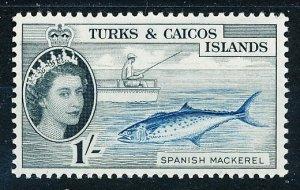 Turks & Caicos Islands #130 Single MNH