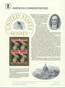 US Senate, set 4