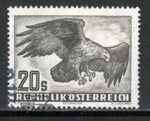 Austria # C60, Used. CV $ 8.50