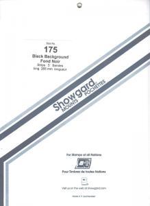 SHOWGARD BLACK MOUNTS 265/175 (5) RETAIL PRICE $15.95