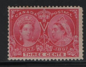 CANADA  53   NO GUM JUBILEE ISSUE