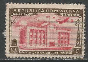 DOMINICAN REPUBLIC C50 VFU M867-7