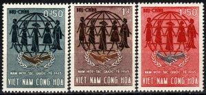 Vietnam #258-60  MNH CV $3.00 (P519)