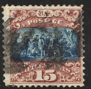 U.S. 119 Used FVF (31718)