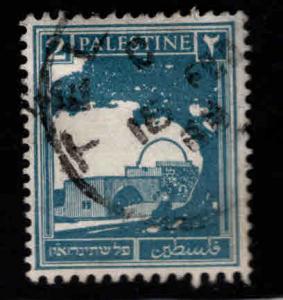 Palestine Scott 63 used stamp