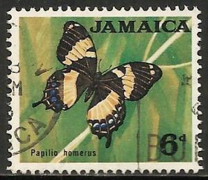 Jamaica 1964 Scott# 223 Used