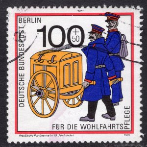 GERMANY SCOTT 9NB274
