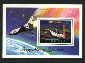 Liberia #800  SS Space Mint NH VF 1978 PD