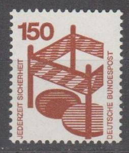 Germany #1085 MNH F-VF CV $5.00 (SU1736)