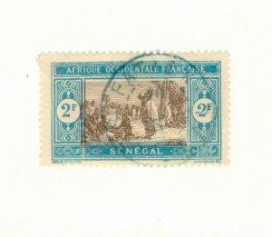 SENEGAL 120 USED BIN$ 90
