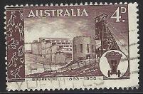 Australia Scott # 311 Used