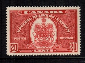 Canada  E8  MH cat $ 30.00
