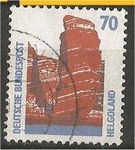GERMANY, 1987, used 70pf, Definitive. Scott 1527