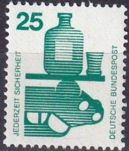 Germany #1077 MNH (S10657)