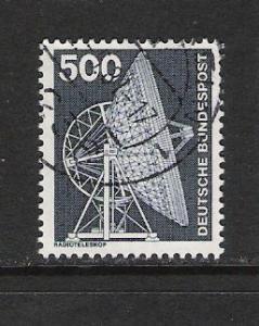 GERMANY 1192 VFU RADIO TELESCOPE N838 A