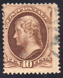 United States Scott 161 Used.