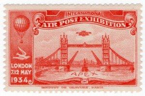 (I.B) Cinderella : APEX International Air Post Exhibition