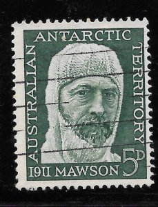 Australian Antarctic Territory Used [3648]